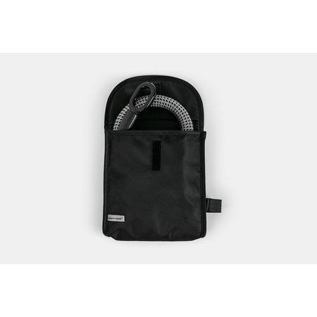 Tex-Lock Framebag zwart - Voor Tex-Lock Eyelet S, M en Mate