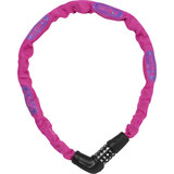 ABUS Kettingslot Steel-O-Chain 5805C Pink - 75cm