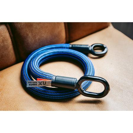 Tex-Lock Kabelslot Textielslot Eyelet Korenbloem blauw M U-Lock