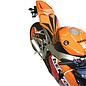 Zadel bekleden Honda CBR 1000 08-11