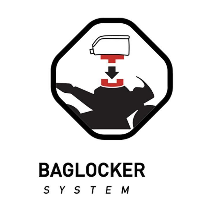 Baglocker tanktas 12 liter