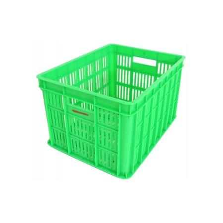 Edge Fietskrat Urban Crate 26L Groen