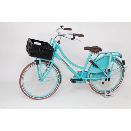 Steco Opvouwbare fietskrat met sterk kliksysteem