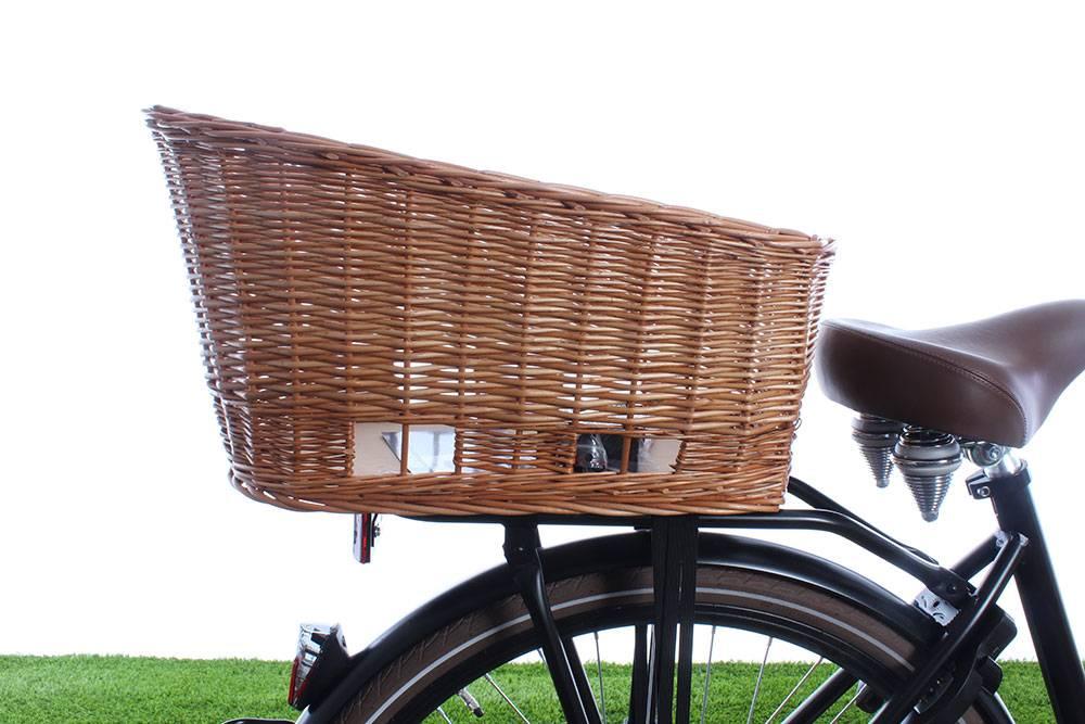 Kussen Fiets Achterop : Basil pasja hondenfietsmand van cm kopen fietsmand
