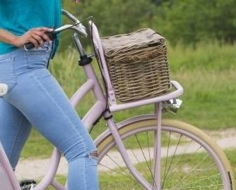 Een fietsmand als Moederdag cadeau!
