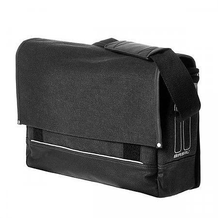 Basil Urban Fold - Messenger Bag Black
