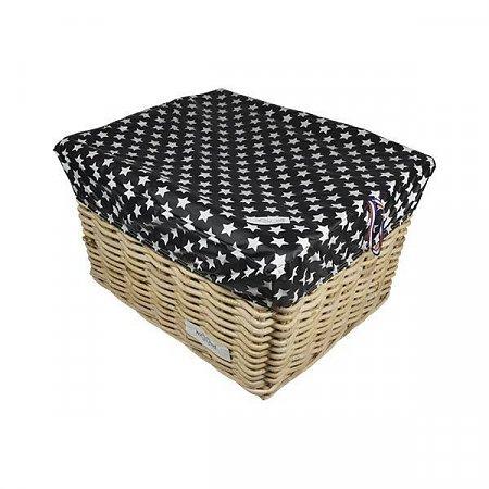 Hooodie Box L Stars voor Fietsmand of Fietskrat