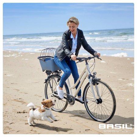 Basil Draadkoepel Buddy Space Frame voor hondenfietsmand Buddy