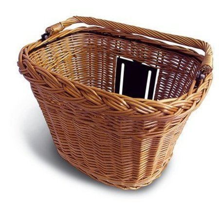 Basil Basimply Wicker rieten mand rotan naturel