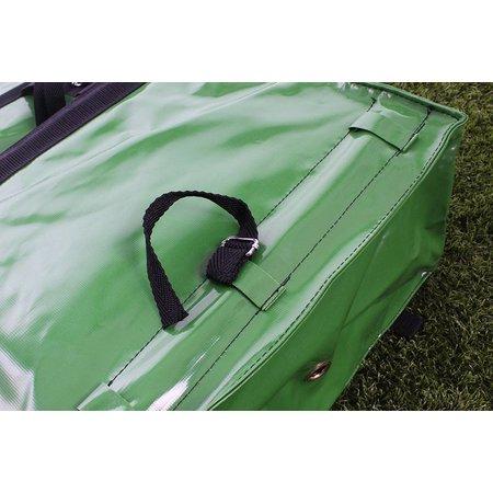De Poort Luxe XL Appelgroen 55L