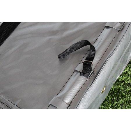 De Poort Luxe Zilver 46L