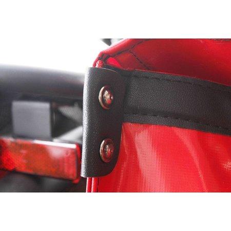De Poort Luxe XL Rood 55L