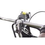 Accessoires voor het bevestigen van de fietsmand (of fietskrat en fietstas)