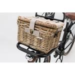 Lichtgewicht fietsmanden: een mand voor fiets of e-bike met compact formaat