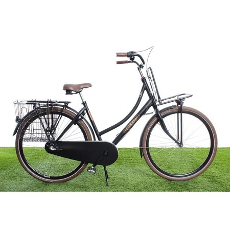 Basil Fietsmand Memories Bottle 26L Zwart
