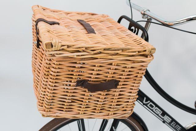 Grote fietsmand - grote picknickmand!