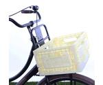 Een fietsmand of een fietskrat?