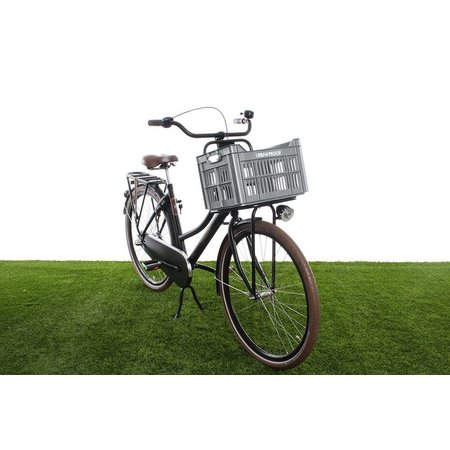 Urban Proof Fietskrat 30L Silver