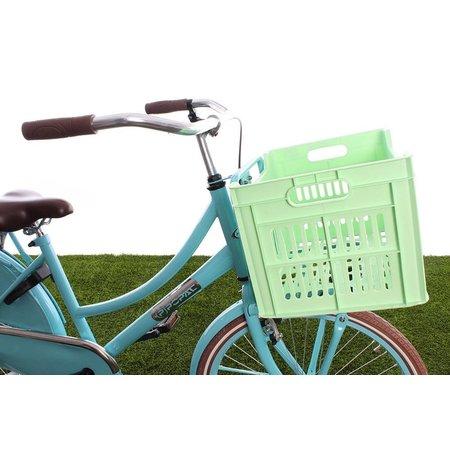 Urban Proof Fietskrat 30L Pastel Green