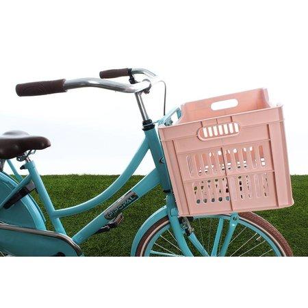 Urban Proof Fietskrat 30L Pastel Pink