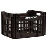 Urban Proof Fietskrat 30L Dark Brown