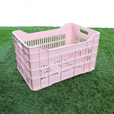 Urban Proof Fietskrat 55L Pastel Pink