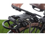 Hoe fietsmand bevestigen?