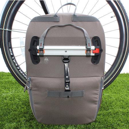Vaude Enkele fietstas Cycle 28 Coconut 28L