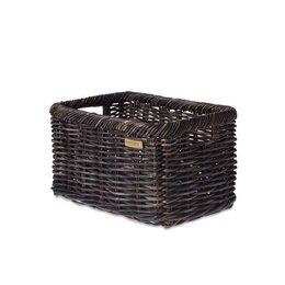 Basil Fietsmand Noir L 31L Zwart