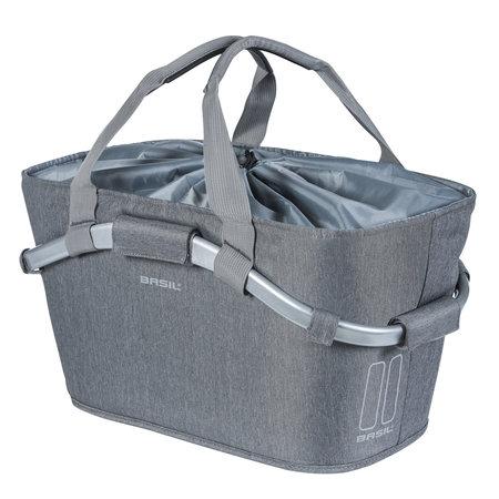 Basil Fietsmand 2Day Carry All Rear - Grijs