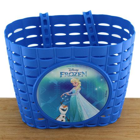 Widek Kindermandje Frozen PVC Blauw