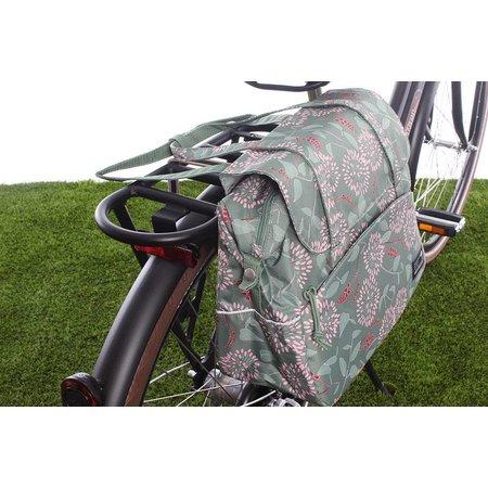 New Looxs Pakaftas/schoudertas Tosca Single 16L Zarah Green