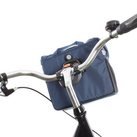 New Looxs Stuurtas Vigo Handlebar Bag 8,5L Blauw