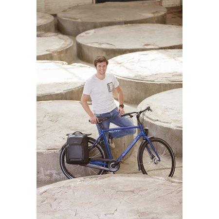 New Looxs Enkele fietstas / Rugtas Nevada 25L Zwart