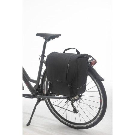 New Looxs Enkele fietstas Nova Single 16L Zwart