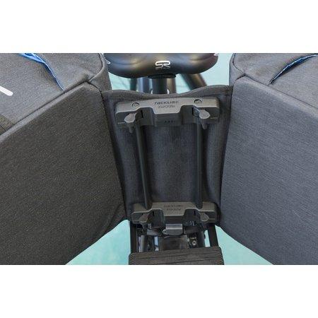 New Looxs Mondi Double Racktime Blauw - 25L