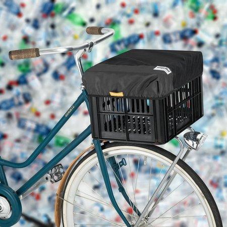 Urban Proof Fietskrathoes Recycled - Zwart/Grijs
