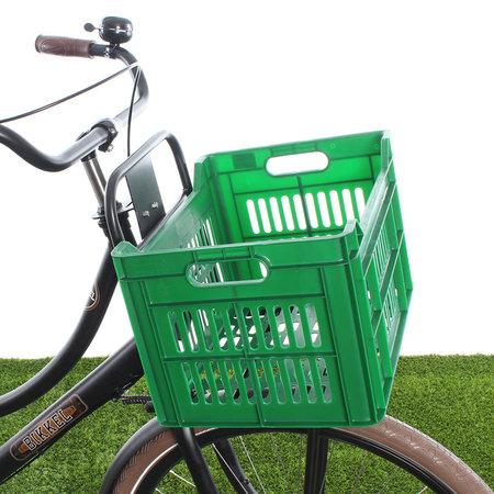 Urban Proof Fietskrat 30L Army Green - Recycled