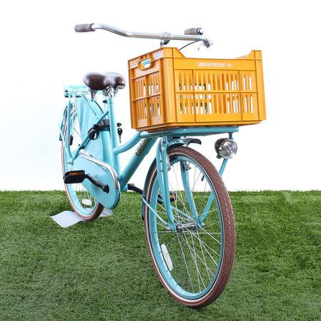 Urban Proof Fietskrat 30L Ochre Yellow - Recycled