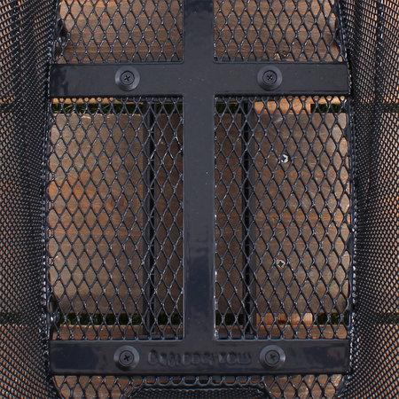 Racktime Baskit Trunk Fietsmand 12L zwart