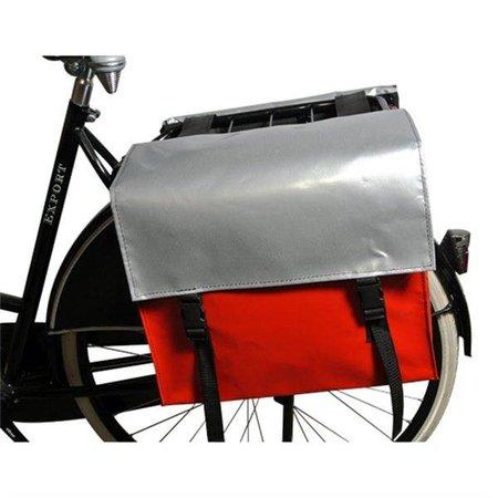 De Poort TwoTone Rood - Zilver