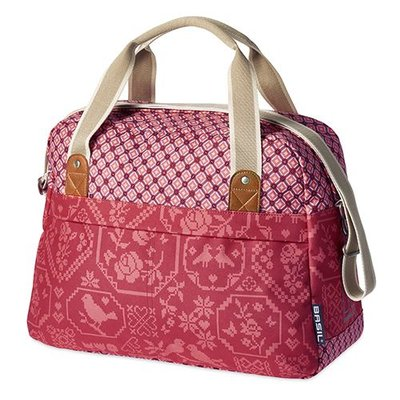 Basil Bohème Carry All Vintage Red