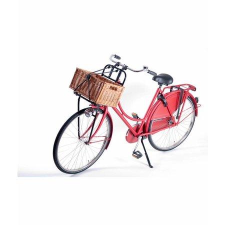 Steco Transport voordrager Original voor fietsen volwassenen - matzwart