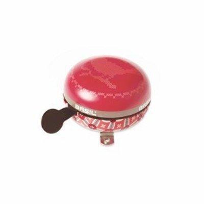 Basil Fietsbel Big Bell Bohème Vintage Red
