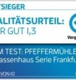 """Salz / Pfeffermühle """"Frankfurt"""""""