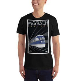 """T-Shirt MAYBACH """"Zug"""""""