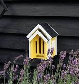 Schmetterlingskasten gelb