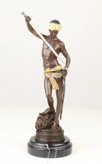 Producten getagd met bronze david sculpture