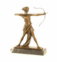 Producten getagd met bronze diana sculpture