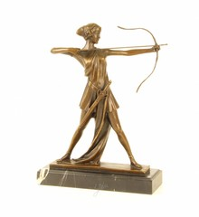 Producten getagd met bronze diana statue